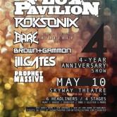 TC's 4 year ft. FLUX PAVILION + 7 headliners…