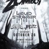 ZOMBOY, LIQUID STRANGER, GETTER, & JPHELPZ -TCDUBSTEP