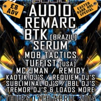 BTK – RDA EASTER BANK HOLIDAY PROMO MIX [17/04/2014]